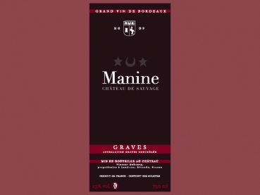 MANINE rot 2014 75cL